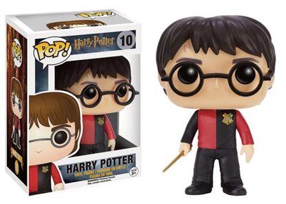 Imagen de Harry Potter POP! Movies Vinyl Figura Harry Triwizard 9 cm