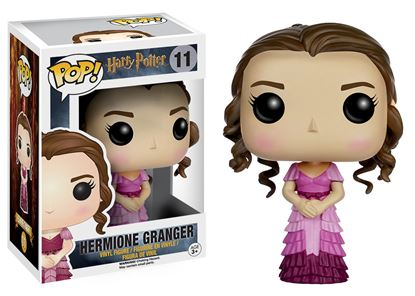 Imagen de Harry Potter POP! Movies Vinyl Figura Hermione Yule Ball 9 cm