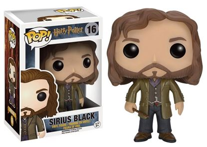 Imagen de Pop! Movies: Harry Potter - Sirius Black 9 cm