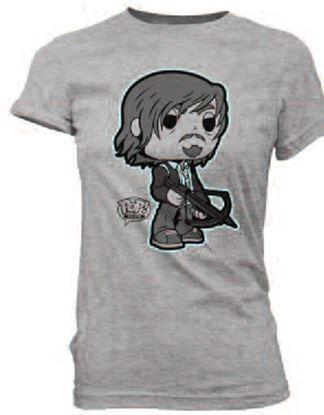 Imagen de Pop! Tees: The Walking Dead - Daryl Dixon Girls