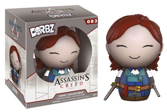 Foto de Assassin's Creed Vinyl Sugar Dorbz Vinyl Figura Elise 8 cm