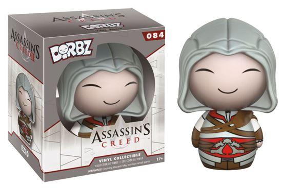 Foto de Assassin's Creed Vinyl Sugar Dorbz Vinyl Figura Ezio 8 cm