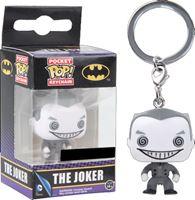 Imagen de DC Comics Llavero Pocket POP! Vinyl Joker B&W 4 cm