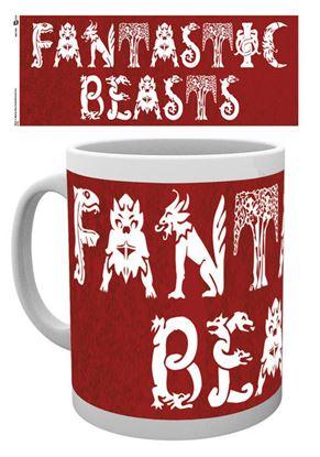 Imagen de Harry Potter Taza Fantastic Beasts