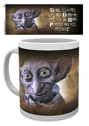 Imagen de Harry Potter Taza Dobby