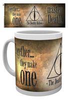 Imagen de Harry Potter Taza Deathly Hallows