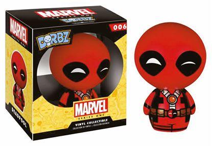 Imagen de Marvel Vinyl Sugar Dorbz Serie 1 Vinyl Figura Deadpool 8 cm