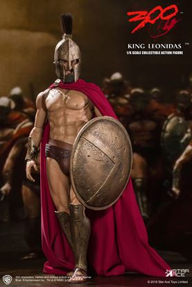 Imagen de 300 Figura My Favourite Movie 1/6 King Leonidas 30 cm
