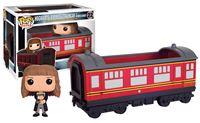 Imagen de Harry Potter POP! Rides Vinyl Vehículo con Figura Hogwarts Express Traincar 1 & Hermione 12 cm
