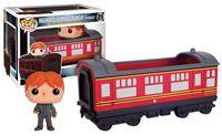 Imagen de Harry Potter POP! Rides Vinyl Vehículo con Figura Hogwarts Express Traincar 2 & Ron 12 cm