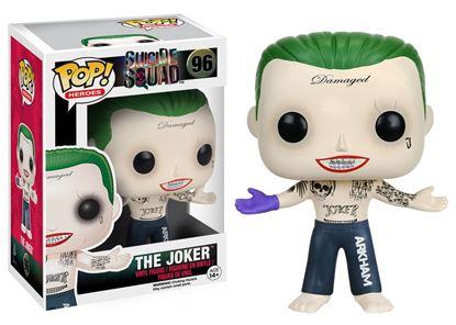 Imagen de Escuadrón Suicida POP! Heroes Vinyl Figura The Joker 9 cm
