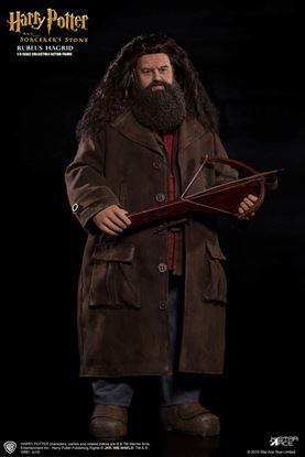 Imagen de Harry Potter My Favourite Movie Figura 1/6 Rubeus Hagrid 40 cm