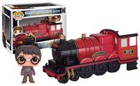 Imagen de Harry Potter POP! Rides Vinyl Vehículo con Figura Hogwarts Express Engine & Harry Potter 12 cm