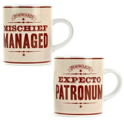 Imagen de Harry Potter tazas Espresso Set Expecto Patronum