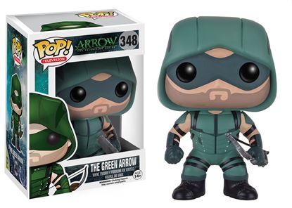 Imagen de Arrow POP! Television Vinyl Figura The Green Arrow 9 cm