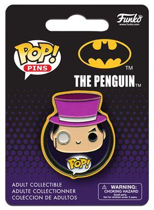 Imagen de DC Universe POP! Pins Chapa The Penguin