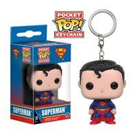 Imagen de DC Comics Llavero Pocket POP! Vinyl Superman 4 cm