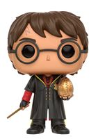 Imagen de Harry Potter POP! Movies Vinyl Figura Harry Potter (Triwizard with Egg) 9 cm