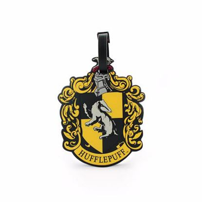 Imagen de Harry Potter Etiqueta del equipaje Hufflepuff
