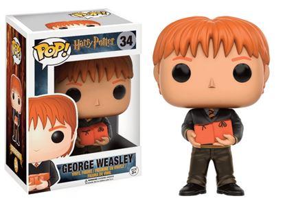 Imagen de Harry Potter POP! Movies Vinyl Figura George Weasley 9 cm