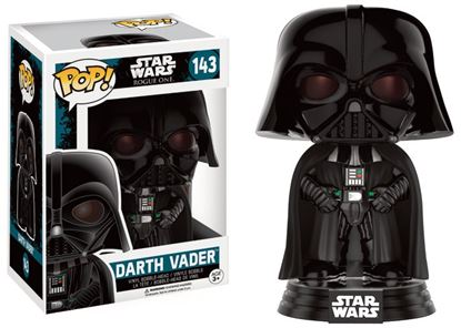 Imagen de Star Wars Rogue One POP! Vinyl Cabezón Darth Vader 9 cm