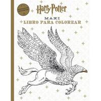 Imagen de Harry Potter Maxi Libro para Colorear