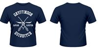 Imagen de Harry Potter Camiseta Quidditch Captain Potter  CHICO Talla XL