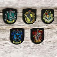Imagen de Escudos Hogwarts