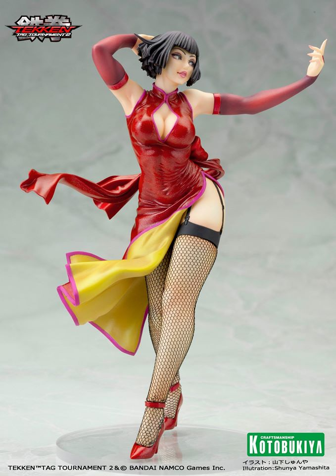Imagen de TEKKEN TAG TOURNAMENT 2 BISHOUJO - ANNA WILLIAMS