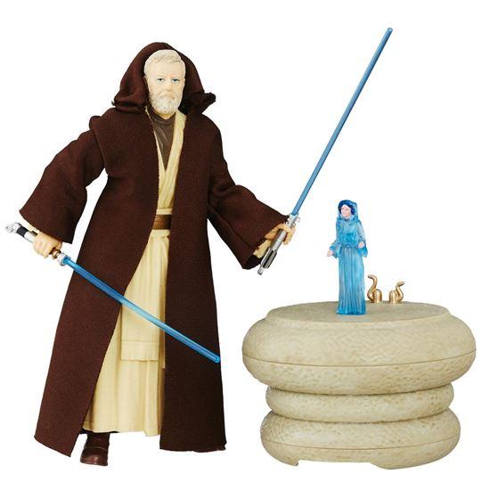 Foto de Star Wars Episode IV Black Series Figura Obi-Wan Kenobi 2016 Exclusive 15 cm
