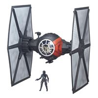 Imagen de Star Wars Episode VII Black Series 6-inch Vehículo 2015 First Order Special Forces TIE Fighter 65 cm