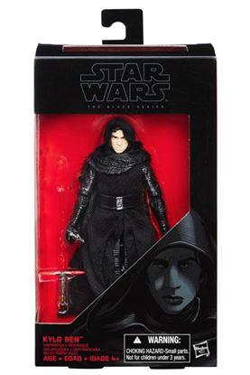 Imagen de Star Wars Episode VII Black Series Figuras 15  cm  Kylo Ren