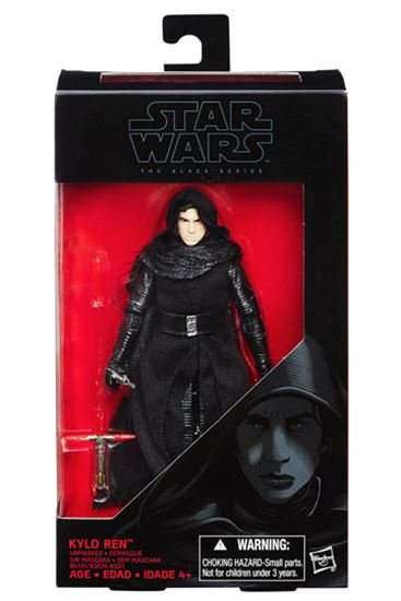 Foto de Star Wars Episode VII Black Series Figuras 15  cm  Kylo Ren