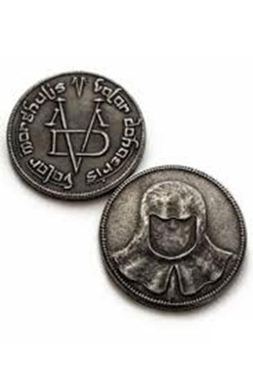 Foto de Juego de Tronos Moneda de colección Iron Coin of the Faceless Man