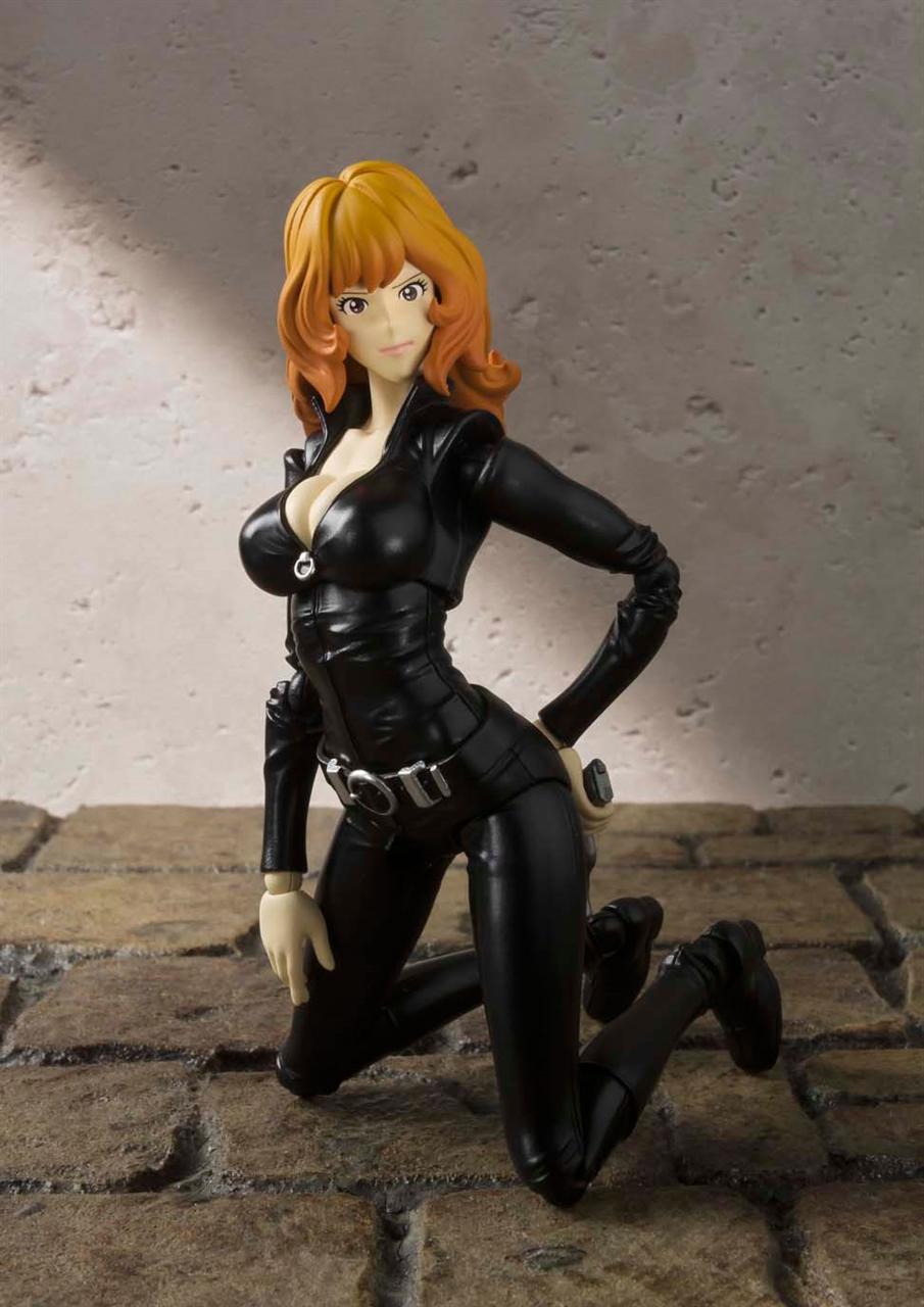 Imagen de Lupin III Figura S.H. Figuarts Fujiko Mine 14 cm