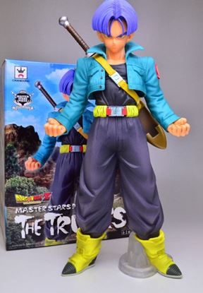 Imagen de BANPRESTO Dragon Ball Z Trunks Figura Dragon Ball GT DXF troncos 24 CM