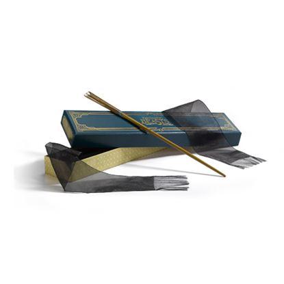 Imagen de Varita magica de Newt Scamander en caja ollivander - Animales Fantásticos