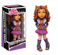 Imagen de Monster High Rock Candy Vinyl Figura Clawdeen Wolf 13 cm