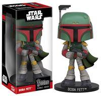 Imagen de Star Wars Wacky Wobbler Cabezón Boba Fett 15 cm