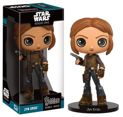 Imagen de Star Wars: Rogue One - Jyn Erso Wobbler