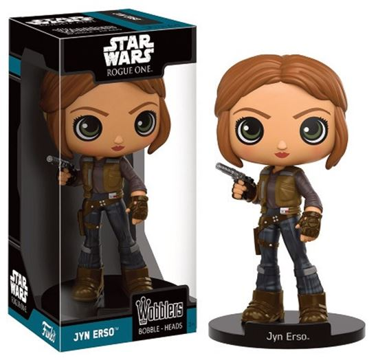 Foto de Star Wars: Rogue One - Jyn Erso Wobbler