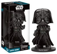 Imagen de Star Wars Rogue One Wacky Wobbler Cabezón Darth Vader 16 cm