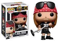 Imagen de Guns N´ Roses POP! Rocks Vinyl Figura Axl Rose 9 cm