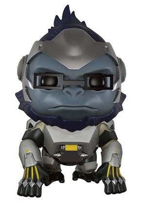 Imagen de Overwatch Super Sized POP! Games Vinyl Figura Winston 14 cm