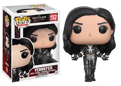Imagen de The Witcher Figura POP! Games Vinyl Yennefer 9 cm