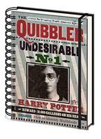 Imagen de CUADERNO Harry Potter (Quibbler) A5