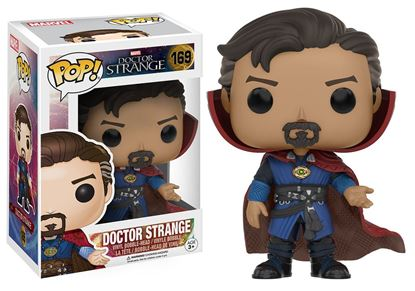 Imagen de Doctor Strange POP! Marvel Vinyl Cabezón Doctor Strange 9 cm