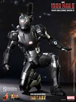 Imagen de Iron Man 3 Figura MMS Diecast 1/6 War Machine Mark II 30 cm