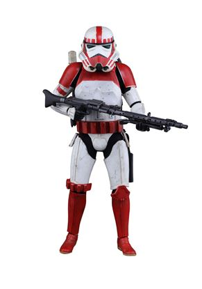 Imagen de Star Wars Battlefront Figura Videogame Masterpiece 1/6 Shock Trooper 30 cm