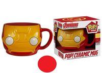 Imagen de Vengadores La Era de Ultrón POP! Homewares Taza Iron Man
